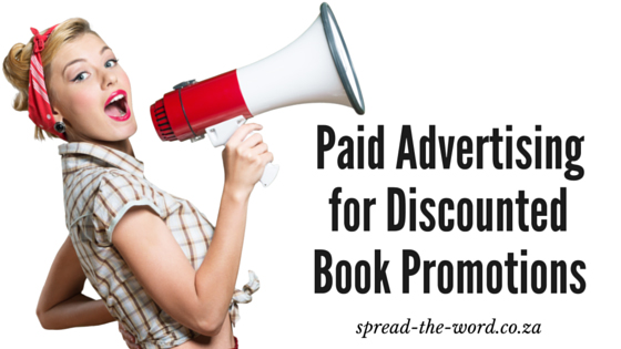 Paid Advertising for Discounted Book Promotions